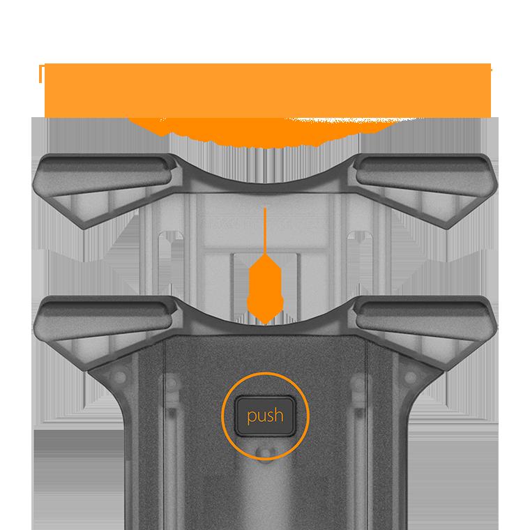 Держатель для планшета Onetto Universal Tablet Mount