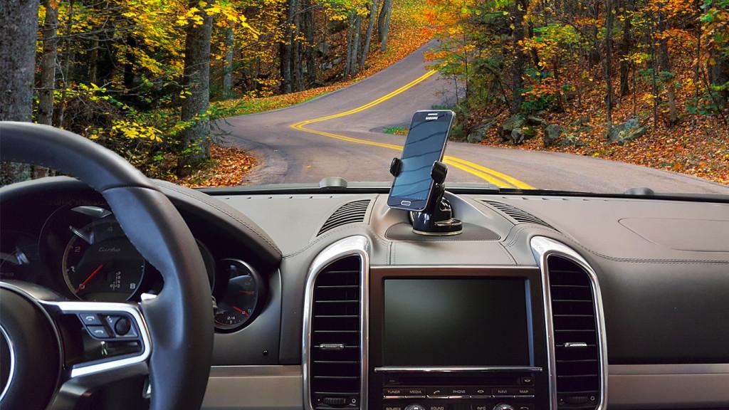Автомобильный держатель, Onetto Car&Desk Mount Easy View 2