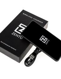 Беспроводная зарядка Zentu S7 — Black Edition