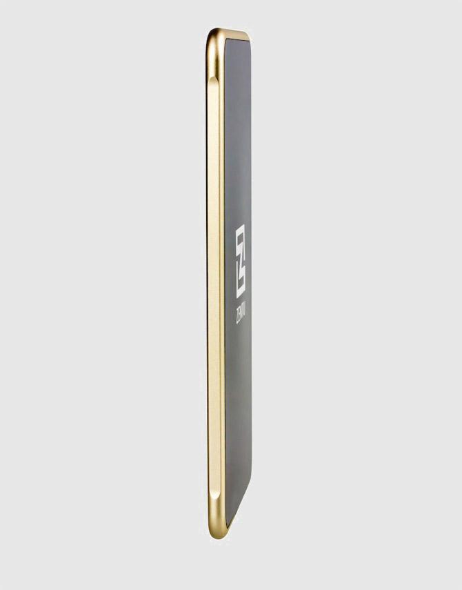 Беспроводная зарядка Zentu S7 Gold Edition