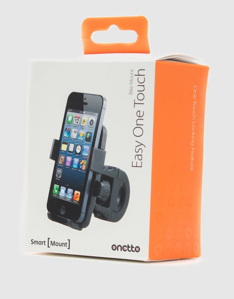 Держатель телефона на руль велосипеда Onetto Bike Mount Easy One Touch