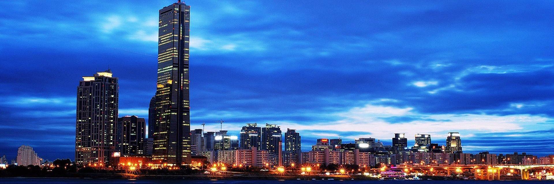 Сеул Южная Корея