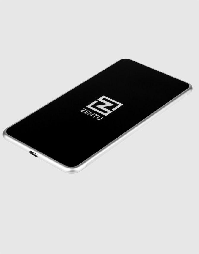 Беспроводная зарядка Zentu S7 Platinum Edition