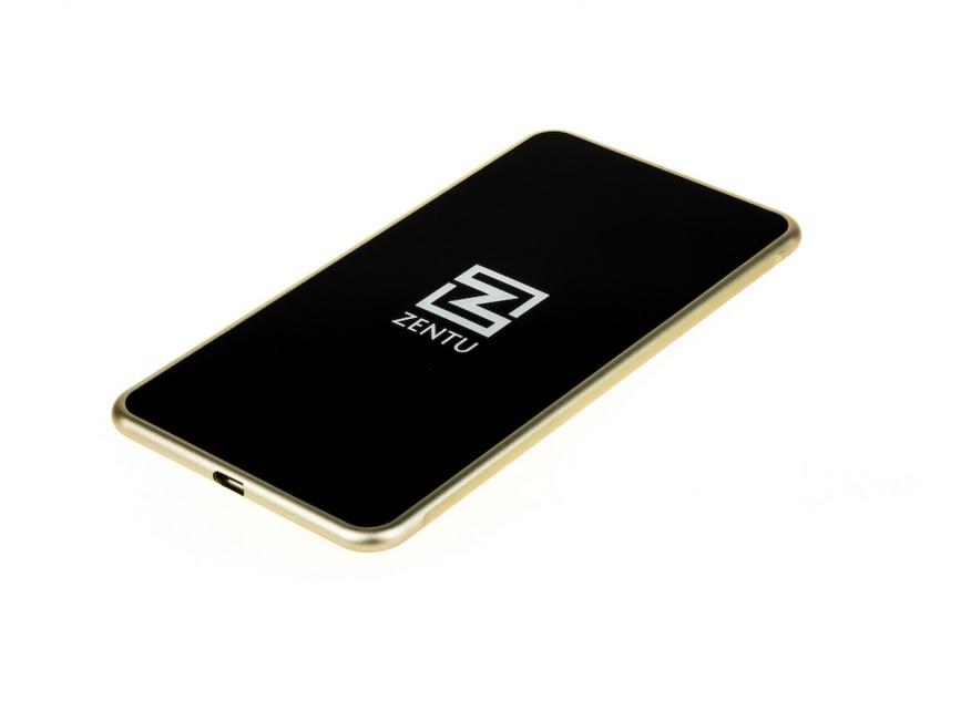 Беспроводная зарядка Zentu S7 - Gold Edition